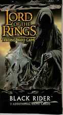 Lord of the Rings CCG - Black Rider Booster Pack