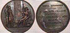 Grande medaglia VI congresso degli scienziati italia a Milano 1844 risorgimento