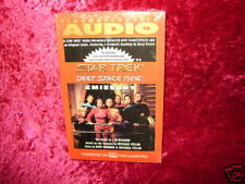 Star Trek-Ds9-Audiocassette Novel-Emissary-New In Box