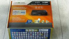 DECODER TIVUSAT SATELLITARE HD i-CAN 3900S SMARTCARD TIVUSAT INCLUSA --NUOVOO--
