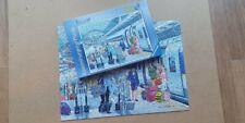 "Ravensburger 500 Piece Jigsaw Puzzle ""Eurostar At St Pancras"""