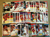 Joel Otto 52 Card Lot Nice Mix See Scans NHL Hockey