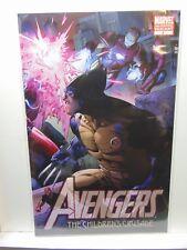 Avengers the Children's Crusade #2 2nd Print Variant Marvel Comics vf/nm CB2821