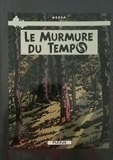 Tintin : le murmure du temps