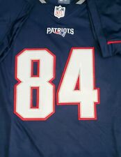 New ListingNew (Other) Stitched Brown Patriots Jersey Navy Size Xl