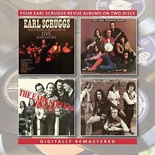 Earl Scruggs Revue - Live at Kansas State/Rockin' Cross The Country + (2017) 2CD