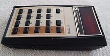 Vintage Texas Instruments Calculator TI-1200