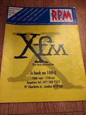 RPM WEEKLY MAGAZINE ISSUE 50 VOL: 1 ~ AUG 29 TO SEPT 4 1992 EXCELLENT CONDITION