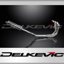 "Suzuki GSX1250FA Traveller Full 4-1 Exhaust 14"" Carbon Muffler 10-12 13 14 15 16"