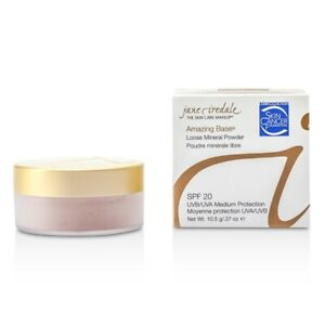 NEW Jane Iredale Amazing Base Loose Mineral Powder SPF 20 (Natural) 10.5g/0.37oz