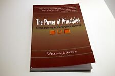 The Power of Principles By Byron, William J.