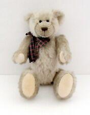 "Gund America's Teddy Bear Nesbit # 15058 Jointed Plush Stuffed 14"" Animal Toy"