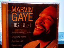 CD - MARVIN GAYE HIS BEST ( TWEEDE-HANDS / USED / OCCASION)