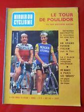 1962 miroir du cyclisme n°22 APRES TOUR POULIDOR VAN LOOY ALTIG MAGNE MASTROTTO