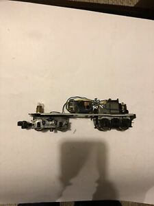 AMERICAN FLYER #355 4 Position E Unit Lights  No Power BALDWIN POWER CHASSIS,