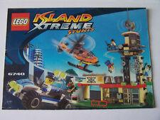 LEGO® Bauanleitung / Instruction Nr. 6740