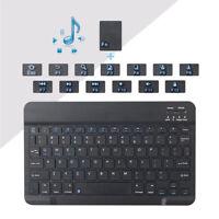 Targus Universal Wireless Bluetooth Mini Keyboard For Android iPad Mac Tablets