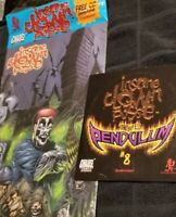 Insane Clown Posse - The Pendulum 8 Comic Book & CD set Shaggy 2 Dope Cover icp
