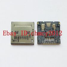 SD Memory Card Slot Holder Unit Part for Sony DSC-HX60 HX100 HX200 HX300 NEX-F3