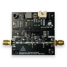 Microwave Power Amplifier Rf Board Sbb5089shf0589 40mhz 12ghz 2w Gain 25db New