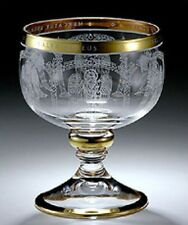 "SIGNED STEUBEN GLASS COMMEMORATES ""THE GOLDEN BOWL"" FILM LIMITED EDITION"
