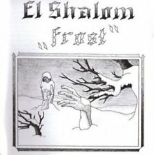 "el shalom - ""frost""  ( D  1976 ) re-release  vinyl-  LP"