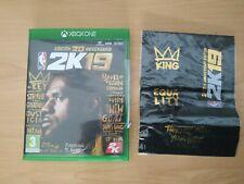 Xbox One Juego NBA 2K19 20th Anniversary En muy buen Estado