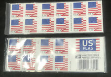 USPS US Forever Postage Stamps  U.S. Flag  TWO Booklets of 20 - 40 Stamps Total