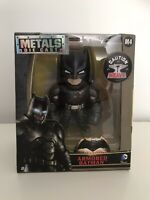"Jada Metals DC Armored Batman Diecast 4"" M4"