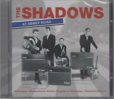 "The Shadows ""At Abbey Road"" NEW & SEALED CD - 23 Tracks - 1st Class Post From UK"