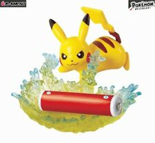 RE-MENT Pokemon Desktop Figure 2 Desk de Oyakudachi Pikachu Accessory Case Tray