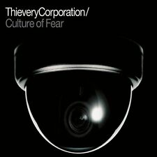 Thievery Corporation - Culture of Fear [New CD] Digipack Packaging