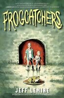Frogcatchers, Paperback by Lemire, Jeff, Like New Used, Free shipping in the US