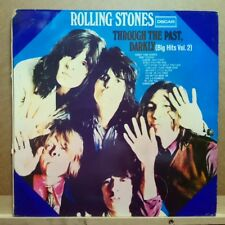 Rare The Rolling Stones-Through The Past Darkly-Malaysia 1969 Holygrail-Oscar Lp