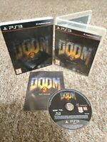 Doom 3 BFG Edition - Sony Playstation PS3 Game - Complete - FREE P&P!