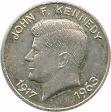 John F. Kennedy 1917 1963 35th President Commemorative Medal