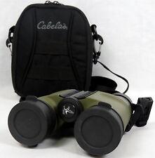 Swarovski Optik Habicht SLC 8x30 W 8x30W Olive Drab Green Binoculars w/Soft Case