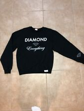 Diamond Supply Co Crewneck Sweatshirt Men's Medium Cotton Pull Over