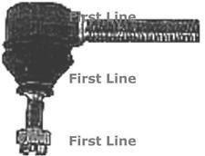 TIE ROD END - LHT FOR LAND ROVER DEFENDER FTR4131