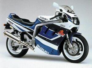 SUZUKI GSXR1100 M N 1991-1992 CLUTCH STAINLESS BRAIDED BRAKE KIT GSX-R