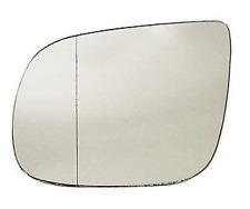 Spiegelglas Außenspiegel Links Heizbar Asphärisch Chrom AUDI Q5 Q7 Neu