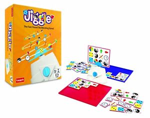 2 Players 2 Teams Indoor Game Jiggle Board Game Age 5+ Funskool