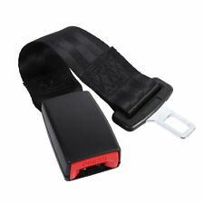 Car SUV Seat Belt Extender Extension 35cm High Strength Nylon Safety Buckle Clip