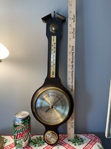 Vintage Mid-Century Sears Roebuck RARE Model 6660 Weather Station West Germany