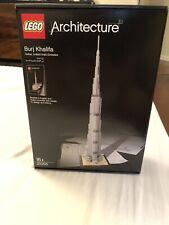 Lego 21055 Architecture Burj Khalifa - New - Sealed - Rare - Ship from US