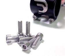 M5 | A2 STAINLESS STEEL Road Bike, MTB Stem Bolts/Screws | Hex/Allen Socket Cap