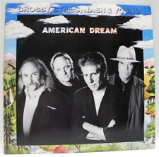 CROSBY, STILLS, NASH & YOUNG -AMERICAN DREAM-Vinyl LP 1988 release