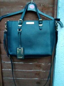 Lovely Black CARVELA Tote Shopper Shoulder Bag