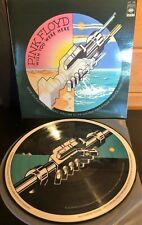 Pink Floyd ‎– Wish You Were Here PICTURE DISC LP VINYL (PHILIPPINES)