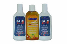 AQUA CLEAN Rain Devil + Orangenreiniger 3er Set